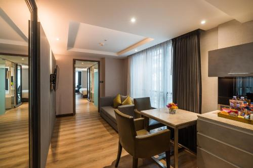 Citrus Suites Sukhumvit 6 by Compass Hospitality photo 46