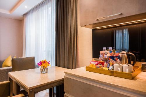 Citrus Suites Sukhumvit 6 by Compass Hospitality photo 47