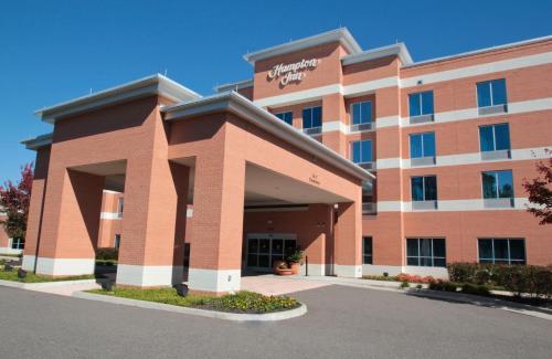 Hampton Inn Hampton-Newport News in Hampton