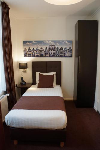 Hotel Nes Одноместный номер - Дополнительное здание - В номер можно подняться только по лестнице