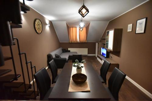 Center Apartment Čakovec zdjęcia pokoju