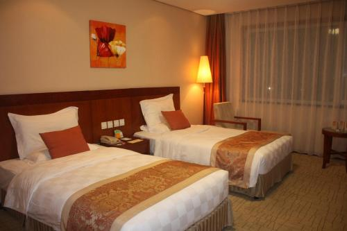 Quarto Duplo ou Twin Empresarial (Business Double or Twin Room)