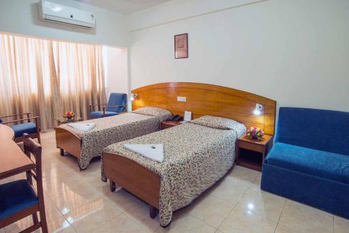 Double Room AC with Private Bathroom