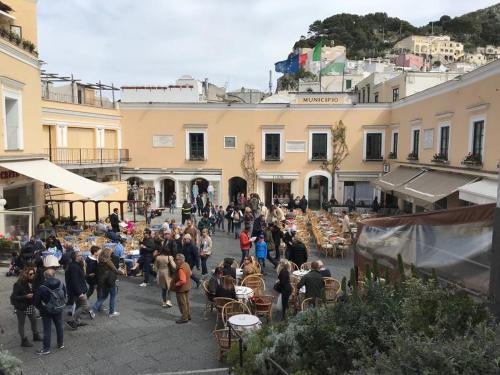 Piazzetta House, Pension in Capri