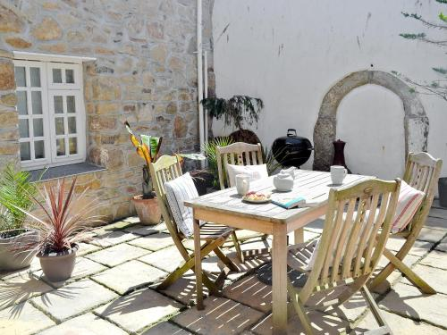 Kitchen Cottage, Mousehole, Cornwall