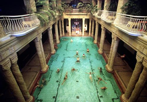 Danubius Hotel Gellért photo 14