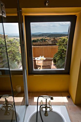 Junior Suite with Terrace Encís d'Empordà -Adults Only- 9