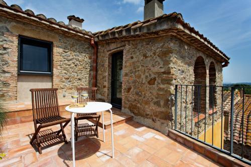 Junior Suite with Terrace Encís d'Empordà -Adults Only- 7