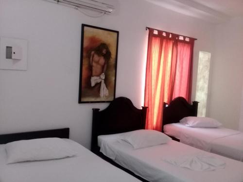 Hotel VIlla Del Prado.