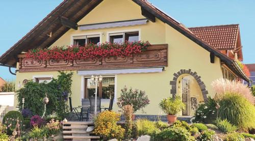 . Ferienwohnung Haus Hanni
