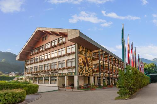 Alpenland Sporthotel St. Johann im Pongau St. Johann i.Po.-Alpendorf