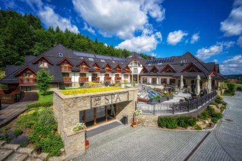 . Hotel & SPA Czarny Groń