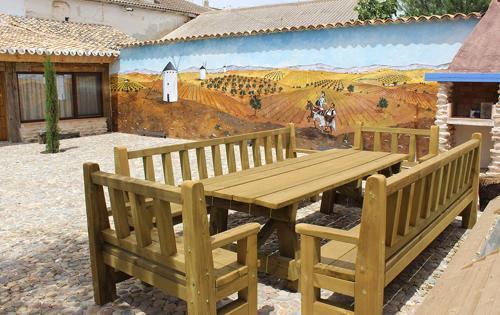 . Casa Rural La Tia Lola