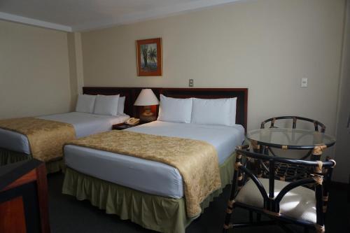 HotelSuites Reforma