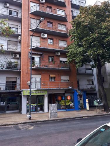 . temporario la plata centro balcon al frente