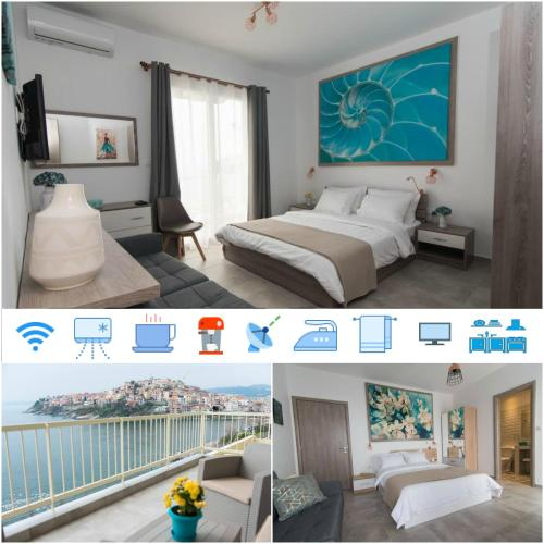 Olive House Apartments in Kavala