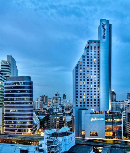 Radisson Blu Plaza Bangkok photo 61