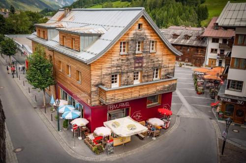 Murrmel Apartments St. Anton am Arlberg