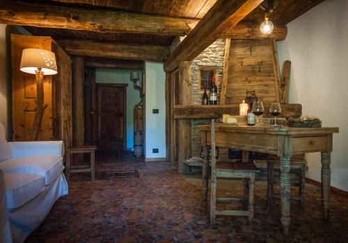 Lous Escartoun - Hotel - Pragelato