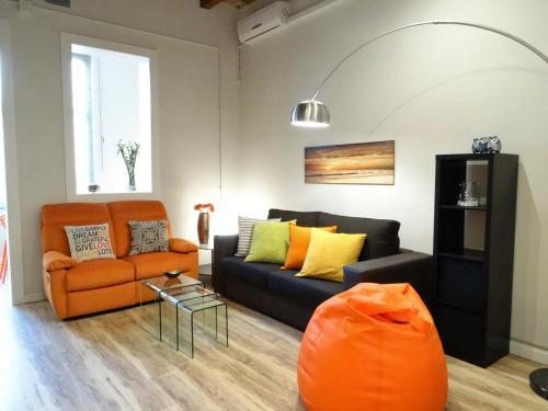 Feel at Sants Apartments photo 54
