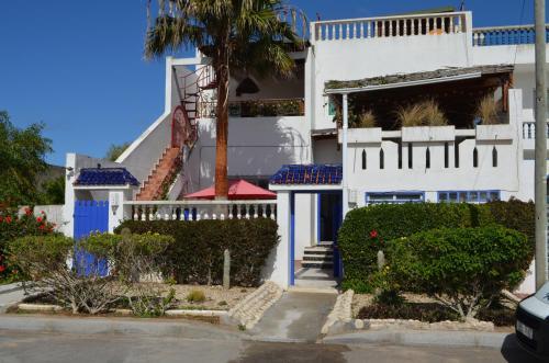 . Les appartements de la Villa Beida