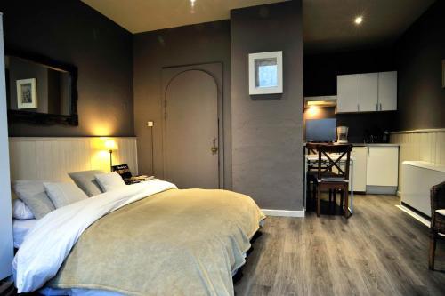 Hotel-overnachting met je hond in La Tête en l'Air - Durbuy