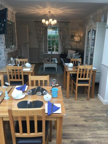 Downsfield Bed And Breakfast, St Ives, Cornwall