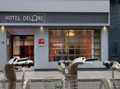 Hotel Delarc photo 14