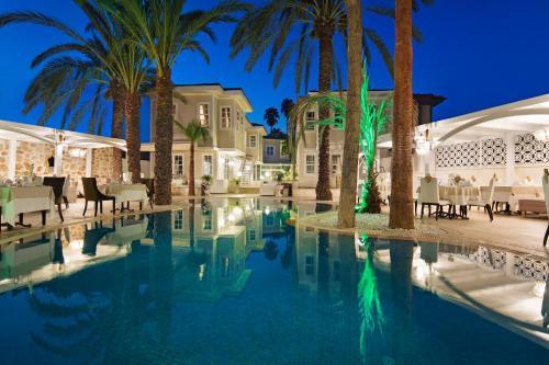 Antalya Elegance East Hotel yol tarifi