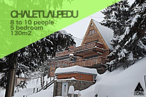Chalet LALPEDU - Alpe d'Huez