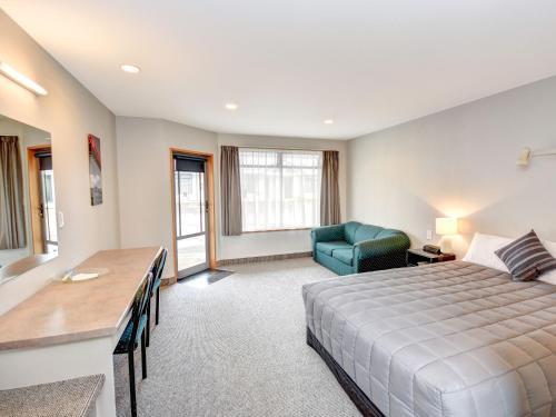 Bonnie Knights Motel Mosgiel - Accommodation