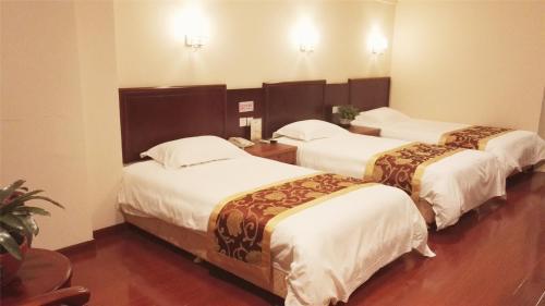 . GreenTree Alliance JiangSu Province Lianyungang Nanchang Road Hotel