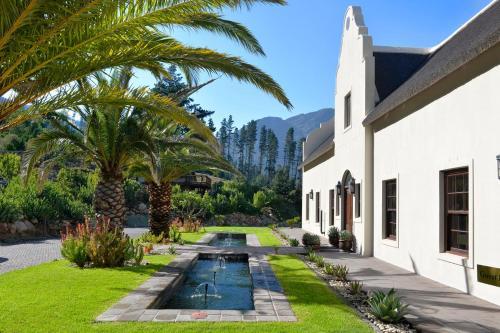 Chamonix, Franschhoek, Western Cape