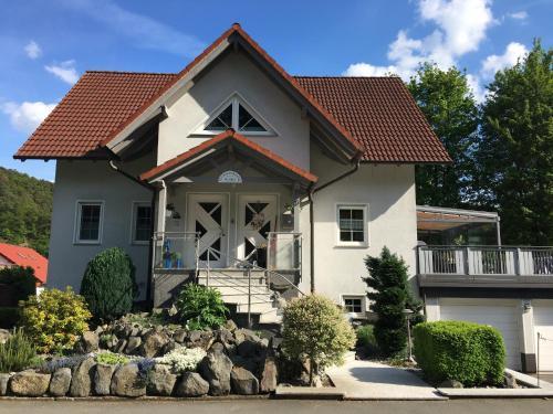 Ferienwohnung Hankel - Apartment - Hemfurth-Edersee