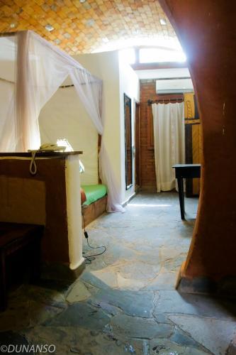 Dunanso Standard Einzelzimmer mit Dusche