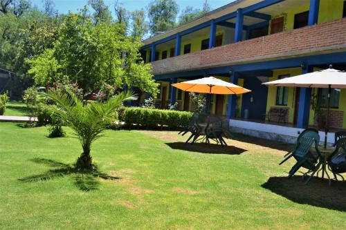 . Hotel Quetzalcalli