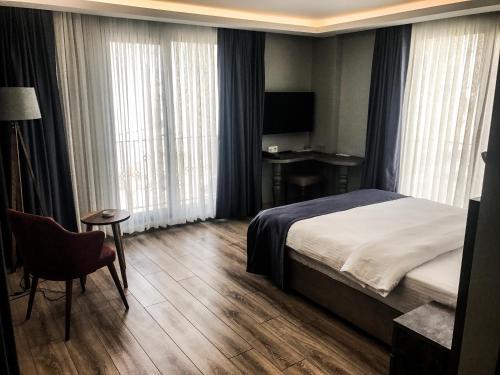 Yaldız Otel, Lüleburgaz