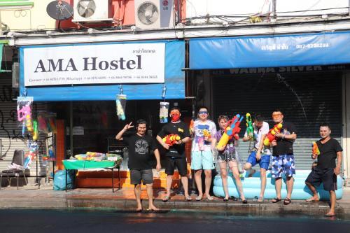 AMA Hostel photo 61