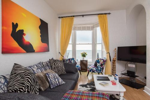 . Ar Lan y Mor Seaside Apartment