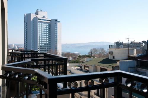 Istanbul Riva Hotel Taksim adres