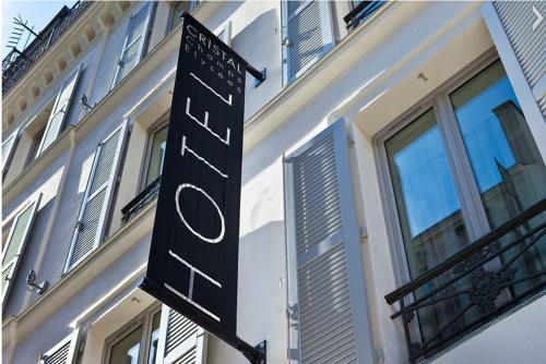 Hôtel Cristal Champs Elysées photo 13