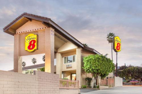 Super 8 by Wyndham Los Angeles/Alhambra - Alhambra, CA CA 90032