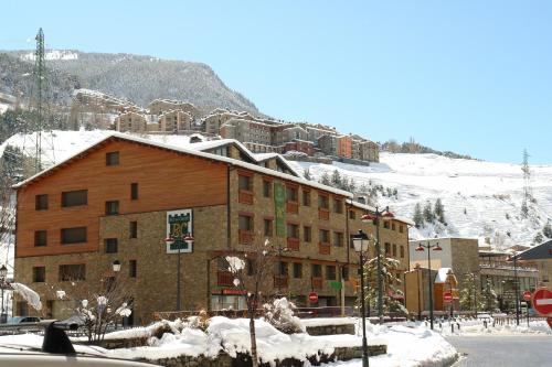 Apartamentos Turísticos Roc Del Castell Canillo