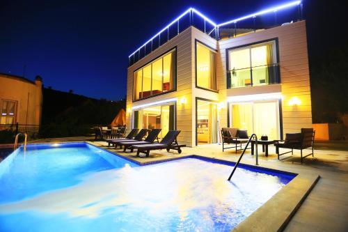 Kalkan Villa Ata rezervasyon
