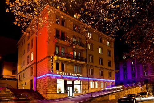 Bristol Zurich, Pension in Zürich