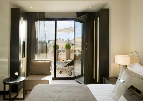 Premium Double or Twin Room Hotel Murmuri Barcelona 12