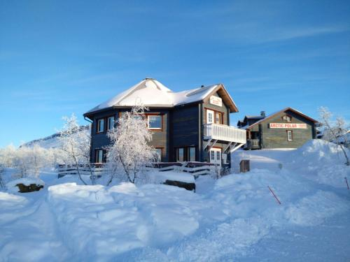 . Arctic Polar Holiday Village