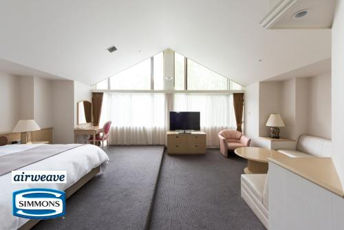 Junior Suite with Mountain View - North Wing -Non-Smoking