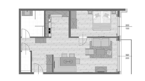 Big One-Bedroom Apartment