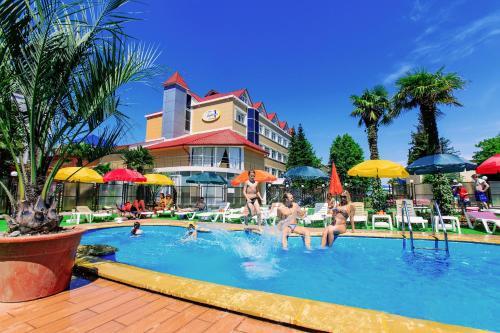 A-Hotel Kaissa, Adler